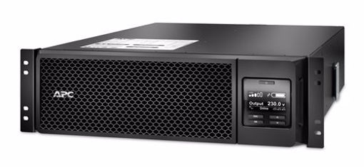 Picture of APC Smart-UPS On-Line uninterruptible power supply (UPS) Double-conversion (Online) 5000 VA 4500 W