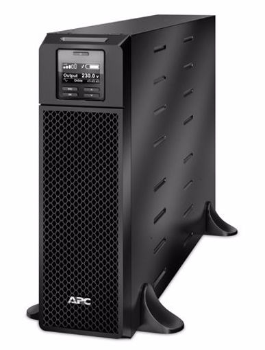 Picture of APC Smart-UPS On-Line uninterruptible power supply (UPS) Double-conversion (Online) 5000 VA 4500 W 12 AC outlet(s)