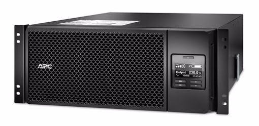 Picture of APC Smart-UPS On-Line uninterruptible power supply (UPS) Double-conversion (Online) 6000 VA 6000 W 10 AC outlet(s)