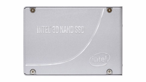 Picture of Intel DC P4610 internal solid state drive U.2 6400 GB PCI Express 3.1 3D TLC NVMe