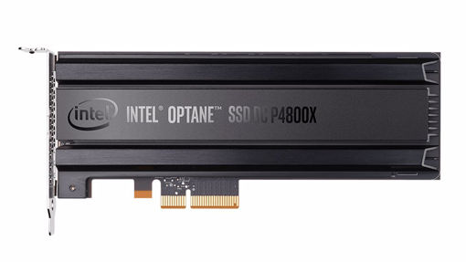 Picture of Intel Optane DC P4800X internal solid state drive HHHL (CEM3.0) 1500 GB PCI Express 3.0 3D Xpoint NVMe
