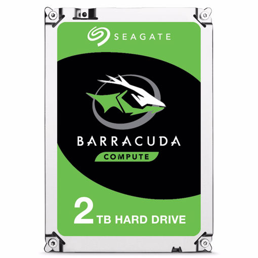 "Picture of Seagate Barracuda ST2000DM008 internal hard drive 3.5"" 2000 GB Serial ATA III"