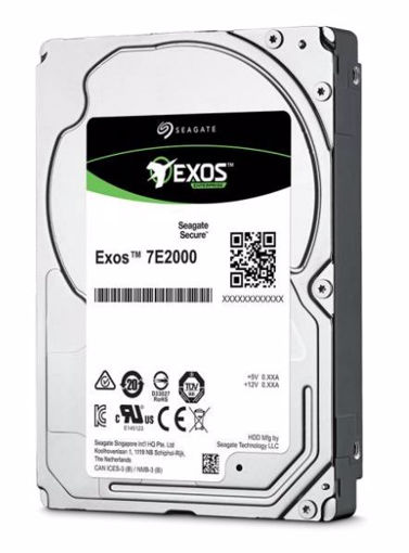 "Picture of Seagate Enterprise ST2000NX0273 internal hard drive 2.5"" 2048 GB SAS"