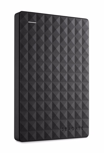 Picture of Seagate Expansion Portable 4TB external hard drive 4000 GB Black