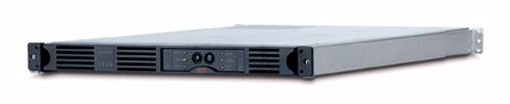 Picture of APC Smart-UPS uninterruptible power supply (UPS) Line-Interactive 1000 VA 640 W 4 AC outlet(s)