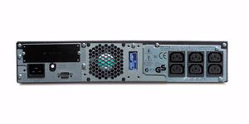 Picture of APC Smart-UPS On-Line uninterruptible power supply (UPS) Double-conversion (Online) 1000 VA 700 W 6 AC outlet(s)
