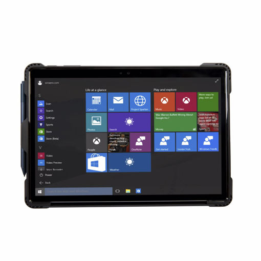 "Picture of Targus THD137GLZ tablet case 31.2 cm (12.3"") Cover Black"