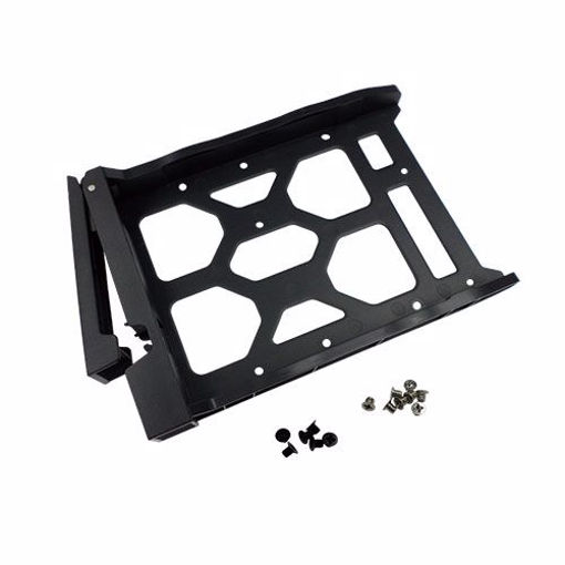 "Picture of QNAP TRAY-35-NK-BLK02 drive bay panel 8.89 cm (3.5"")"