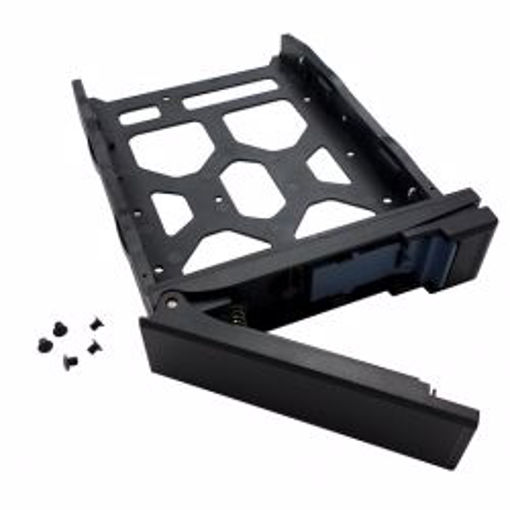 Picture of QNAP TRAY-35-NK-BLK03 computer case part HDD Cage