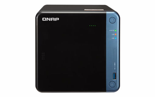 Picture of QNAP TS-453BE Ethernet LAN Mini Tower Black NAS