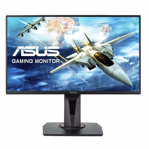 """Picture of ASUS VG258QR computer monitor 62.2 cm (24.5"""") Full HD LCD Flat Black"""