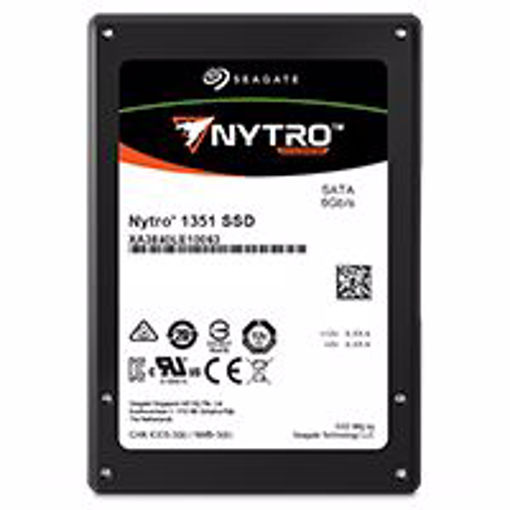 "Picture of Seagate Nytro 1351 internal solid state drive 2.5"" 240 GB Serial ATA III 3D TLC"