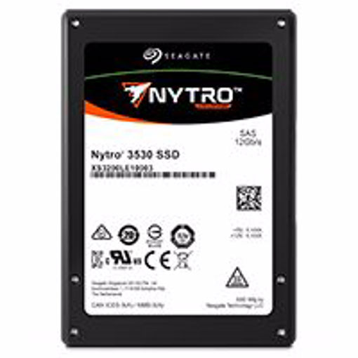 "Picture of Seagate Nytro 3530 internal solid state drive 2.5"" 3200 GB SAS 3D eMLC"